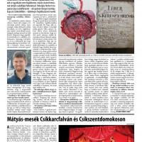 Az erdélyi Krónika családfakutatás 2