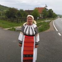 beszterce megyei román népviselet galacfalva