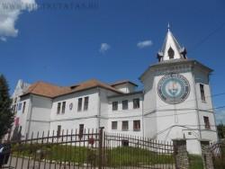 Bethlen Pál kastély Betlen Erdély Beszterce Naszód megye