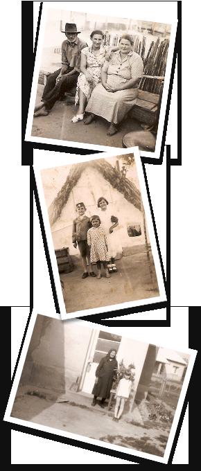 Bal retro képek